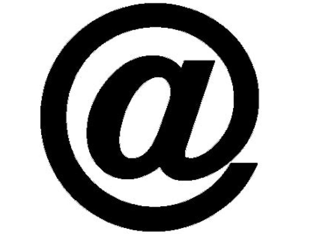 recorte de papel u00e3o holler para letra caixa 20cm kit Phone Icon Vector email icon vector free download